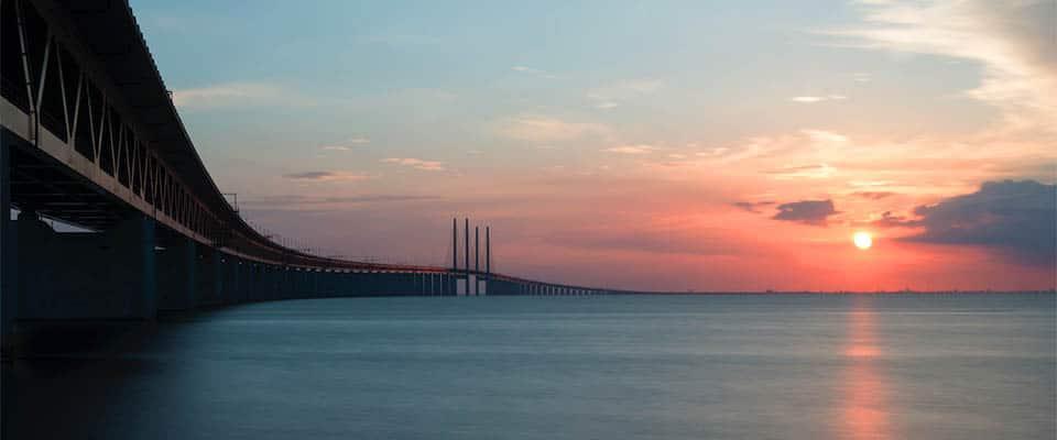 Case header - Öresund Bridge