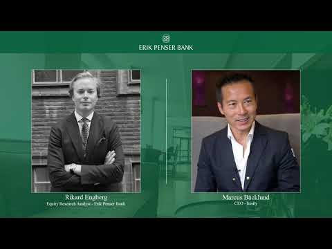 Interview with Erik Penser Bank