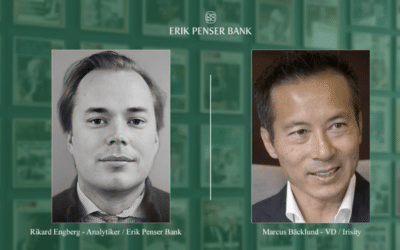 Interview with Erik Penser Bank