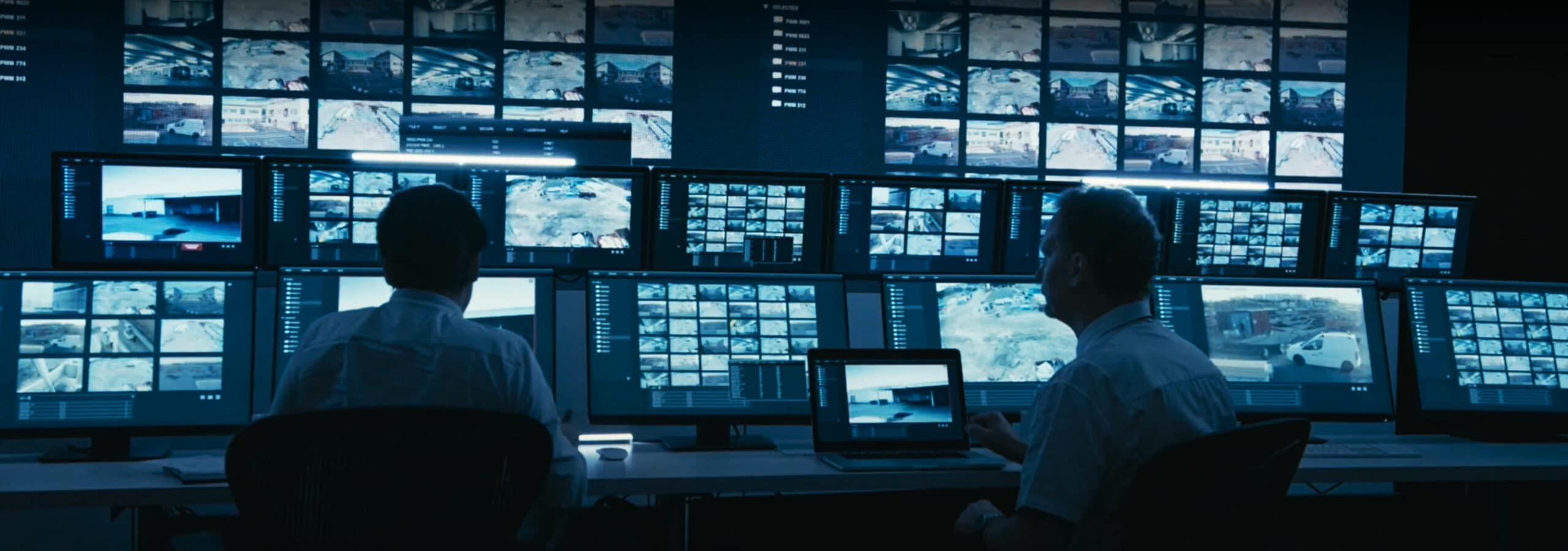 System operating center