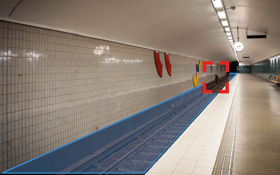 Stockholm Metro implements new AI video technology to increase safety at stations