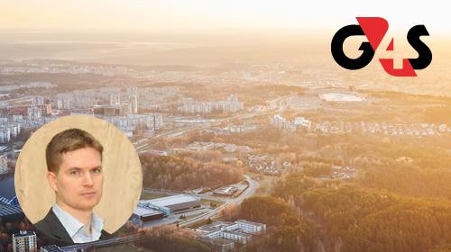 G4S Lithuania Customer Story